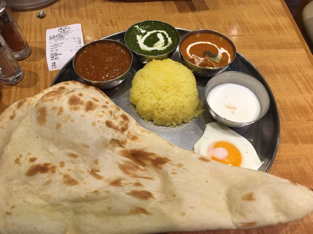インド定食 ターリー屋 新青山ビル店の画像