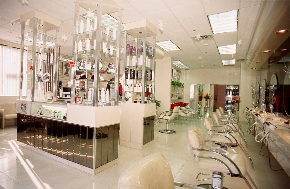 La mirage hair skin and nail salon 39 reviews hair for 1662 salon east reviews