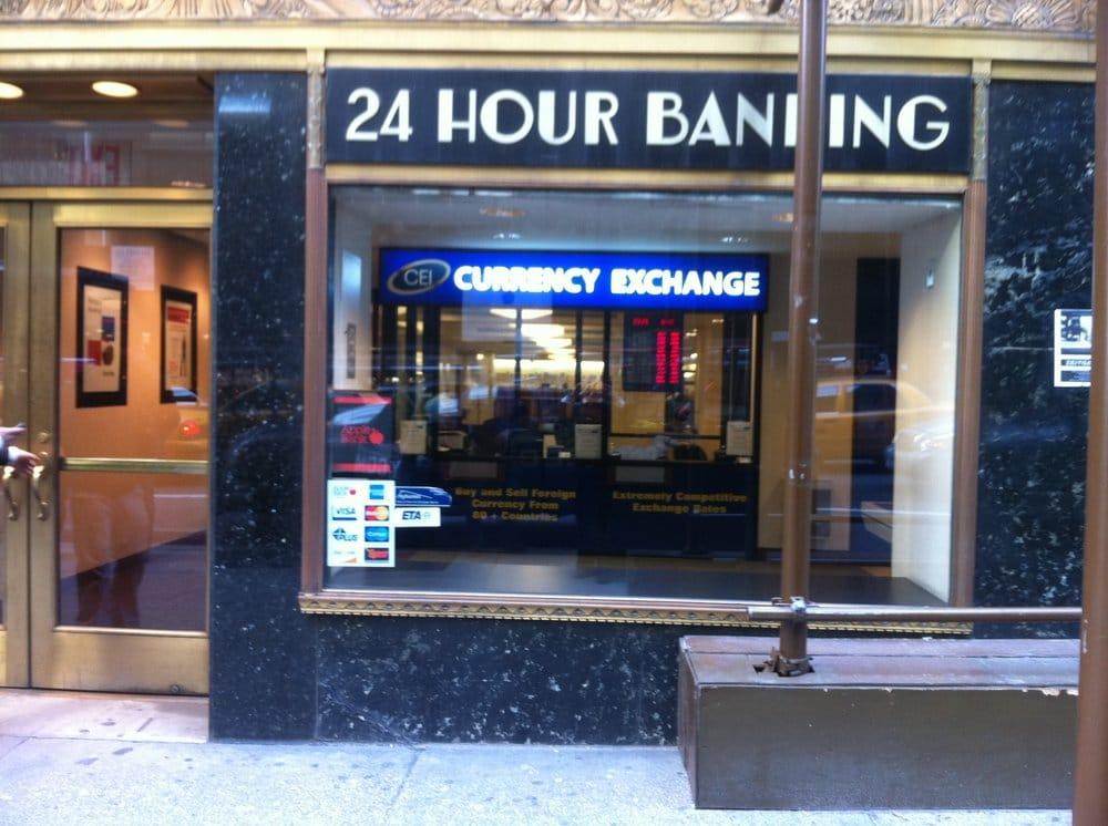 currency exchange international 34 avis bureau de change 122 e 42nd st midtown east new. Black Bedroom Furniture Sets. Home Design Ideas