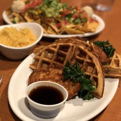 Photo Of Native Foods Cafe Los Angeles Ca United States Southern Fried
