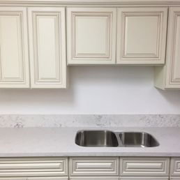 Photo Of American Cabinet Depot   Ontario, CA, United States. Antique_White  Kitchen Cabinets
