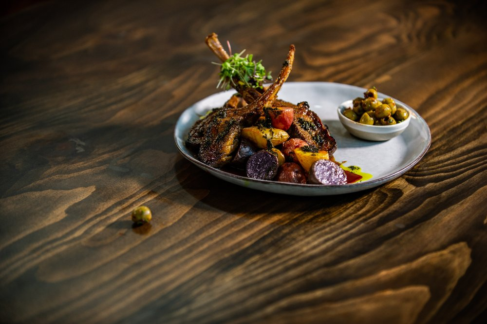 Persian Basket Kitchen & Bar: 2100 Ray Moss Connector, Johns Creek, GA