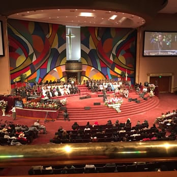 West Angeles Church of God In Christ-Cathedral - (New) 107 Photos
