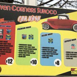 Leesburg Car Wash Prices