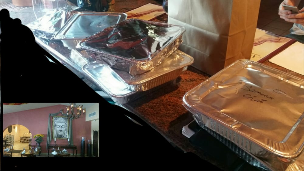 Aroma yummy food pickup we do catering as well for Aroma indian cuisine napa