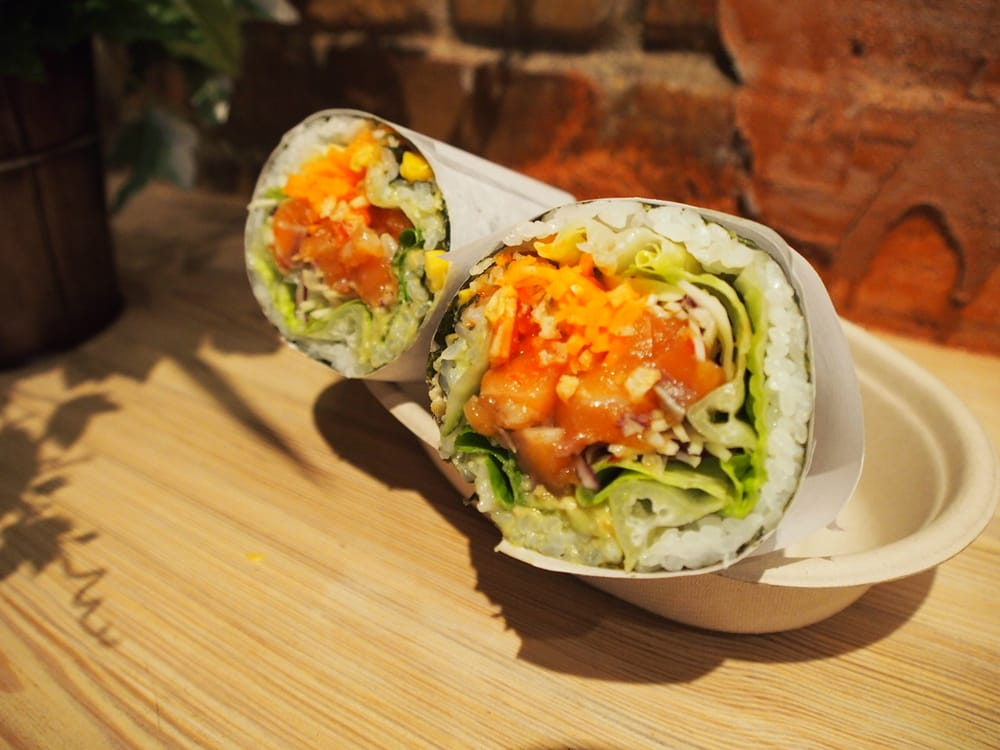 The rawl 52 photos 72 reviews asian fusion 212 e for Akane japanese fusion cuisine new york ny