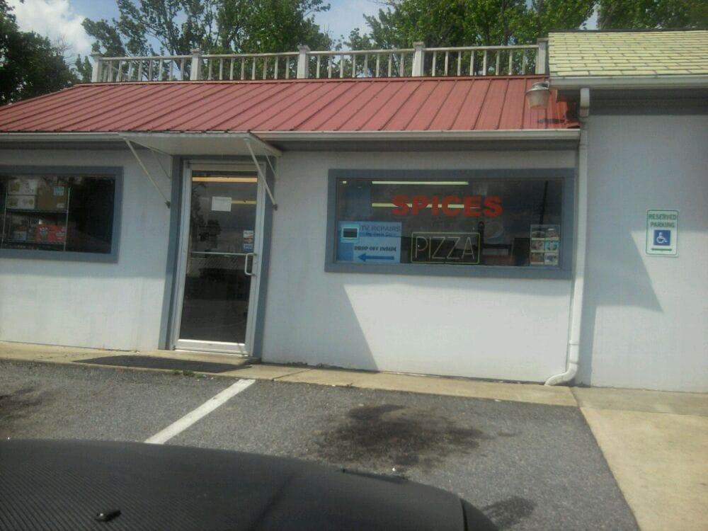 Big Johns Pizza: 119 Mineral Ave, Mineral, VA