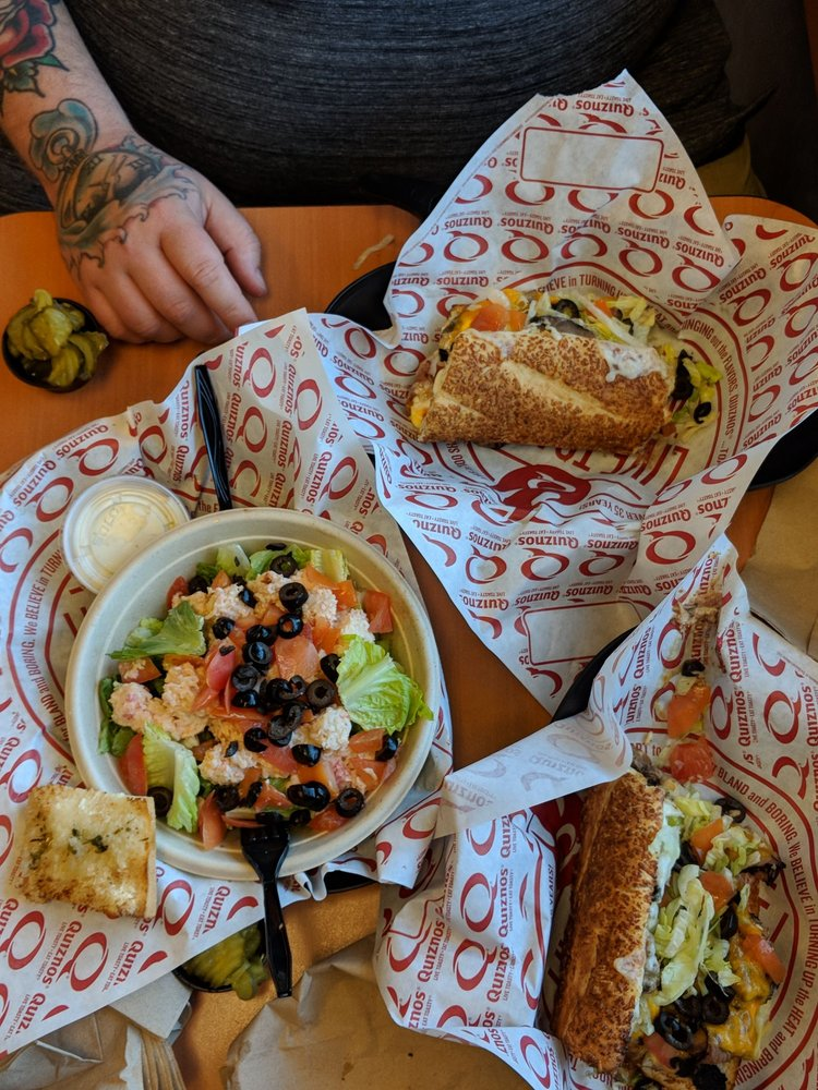 Quiznos: 19810 Old Highway 99 SW, Rochester, WA