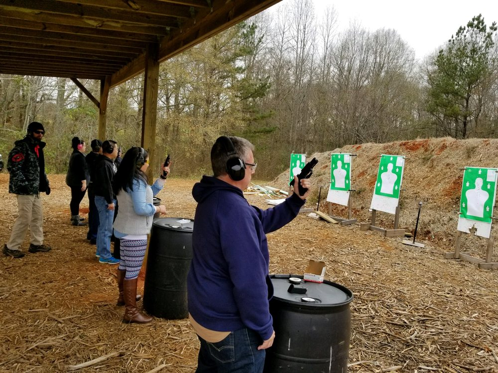 Georgia Firearms And Security Training Academy: 4606 Elk Ridge Ct, Flowery Branch, GA