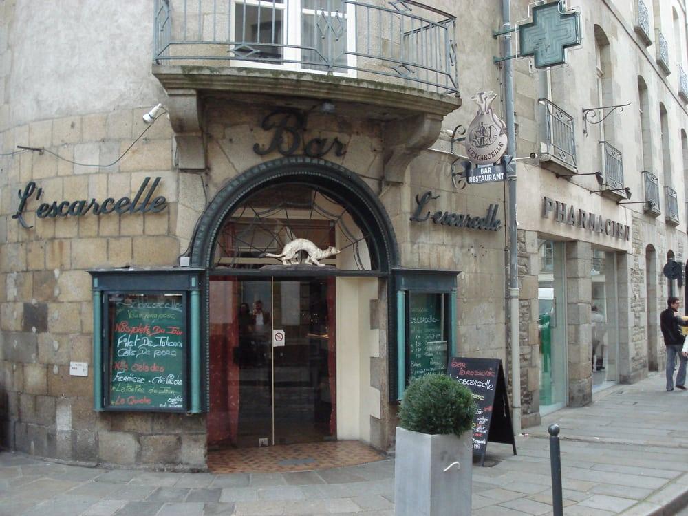 L escarcelle bistro 39 s 13 rue de la monnaie rennes for Restaurant o 23 rennes