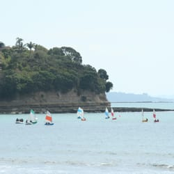 Coastal walkway - Browns Bay Beach - Mairangi Bay bach or holiday home