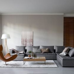 Photo Of BoConcept Cambridge   Cambridge, MA, United States. BoConcept  Mezzo Leather Sectional