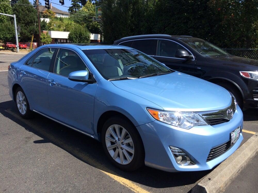 Toyota Car Rental Beaverton