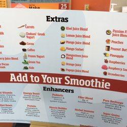 recipe: smoothie king protein powder nutrition [21]