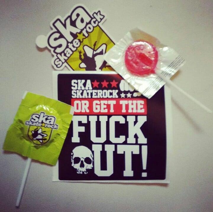 Ska Skate Rock
