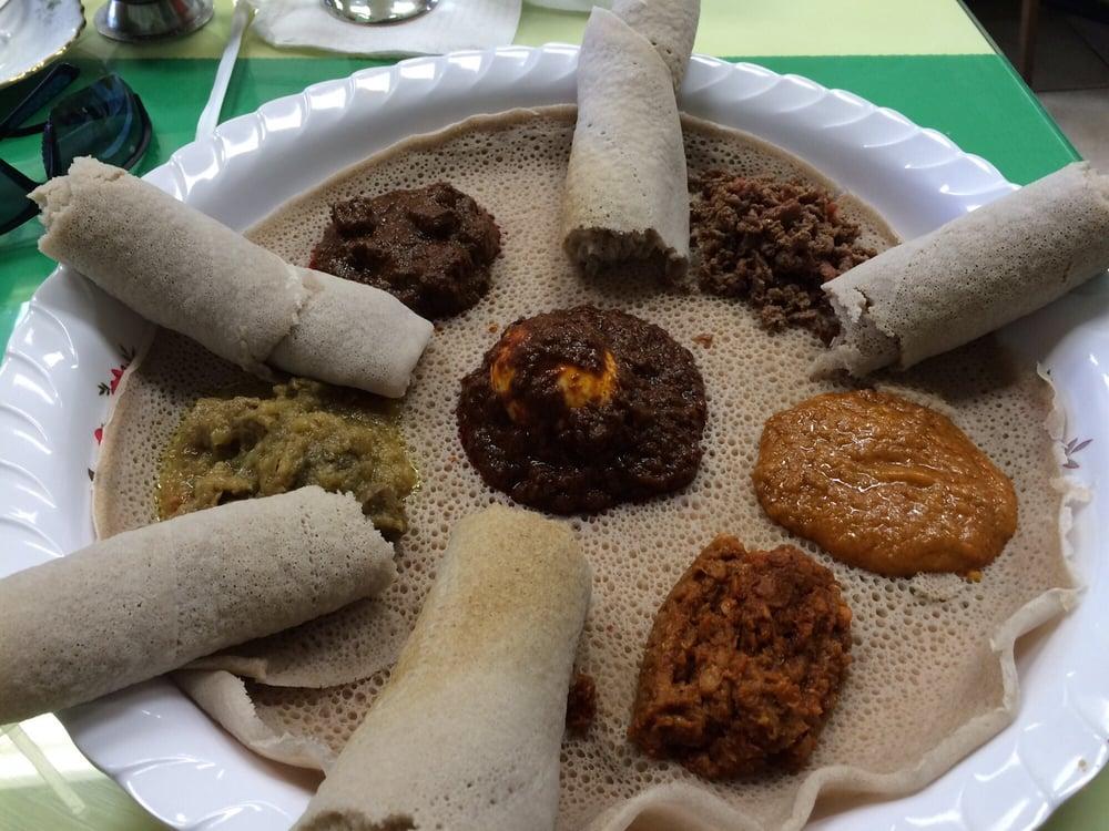 Dessie Ethiopian Restaurant & Market: 2655 University Blvd, Wheaton, MD