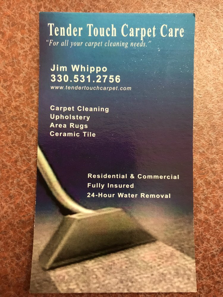 Tender Touch Carpet Care: 4611 Euclid, Youngstown, OH
