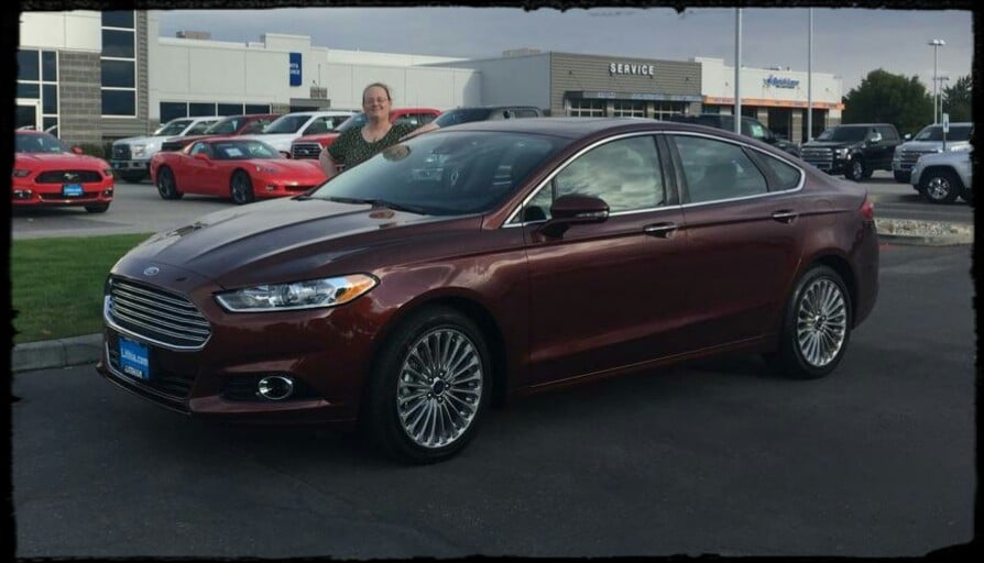2016 ford fusion titanium in bronze fire on a stormy day yelp. Black Bedroom Furniture Sets. Home Design Ideas