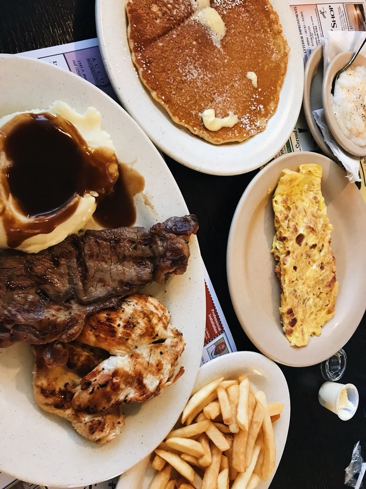 Andy's Pancake & Steakhouse: 913 W Ehringhaus St, Elizabeth City, NC