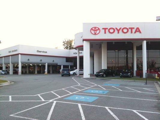 Mark Jacobson Toyota 4516 Durham Chapel Hill Blvd Durham, NC Auto Dealers    MapQuest