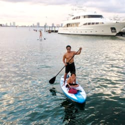 Paddle Boarding Miami Beach The Best Beaches In World