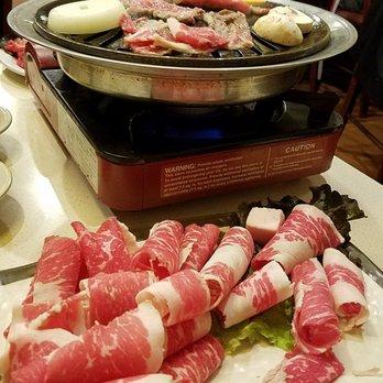 Seoul Garden Restaurant Ann Arbor Mi
