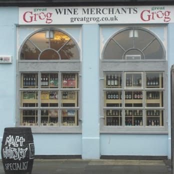 great grog edinburgh