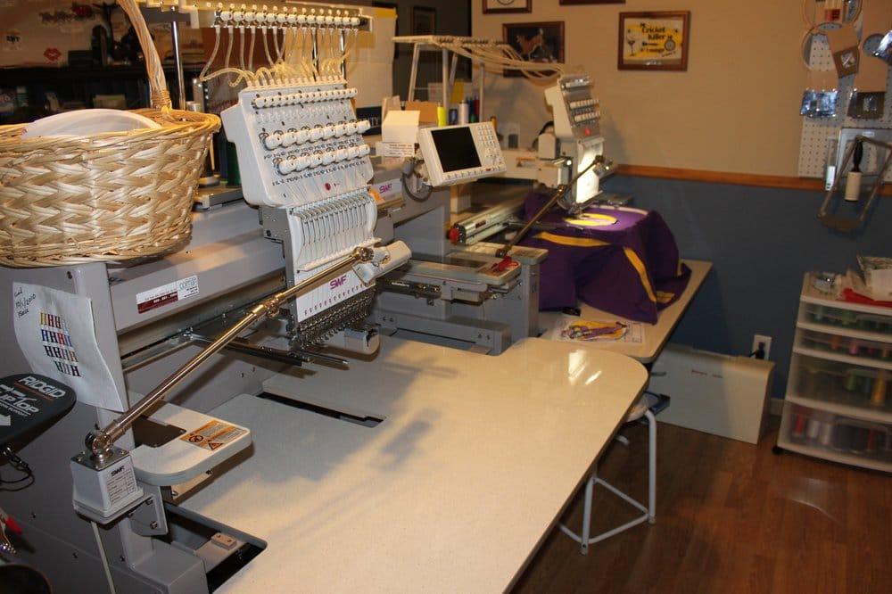Astrid's Embroidery: 4139 1/2 W Joy Rd, Shelbyville, MI