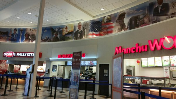 Captivating Photo Of Fort Riley Px   Fort Riley, KS, United States. Food Court