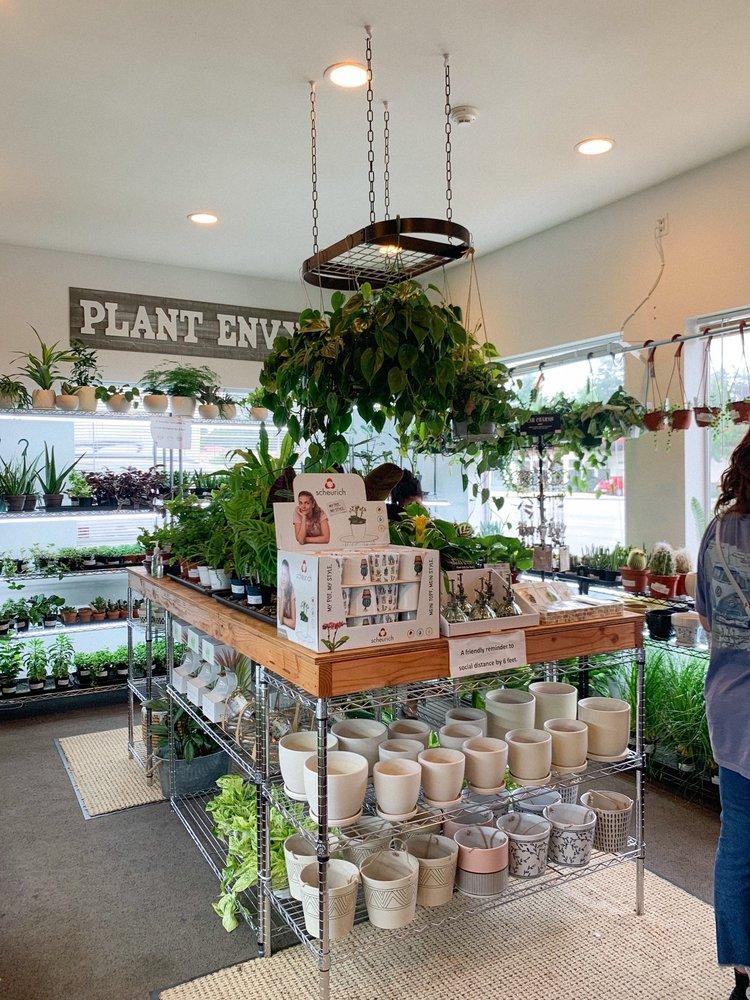 Plant Envy: 4610 Evergreen Way, Everett, WA