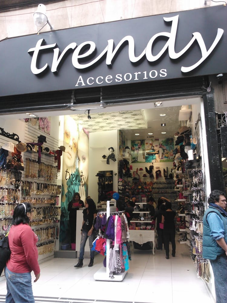 bd668fc99edb Trendy Accesorios - Accessories - Av. Francisco I. Madero 60