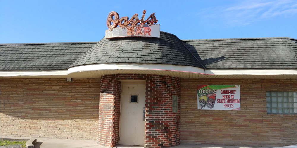 Oasis Bar And Grill: 201 Liberty St, Belle Valley, OH