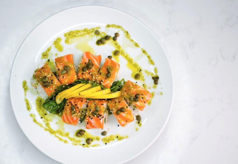 Aloha Grill and Sushi: 3151 Calhoun St, New Orleans, LA