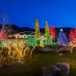 photo of the christmas light professionals denver co united states christmas lights