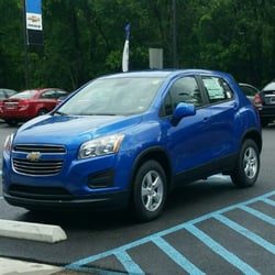 Photo Of Day Centennial Chevrolet   Uniontown, PA, United States. 2016  Chevrolet Trax