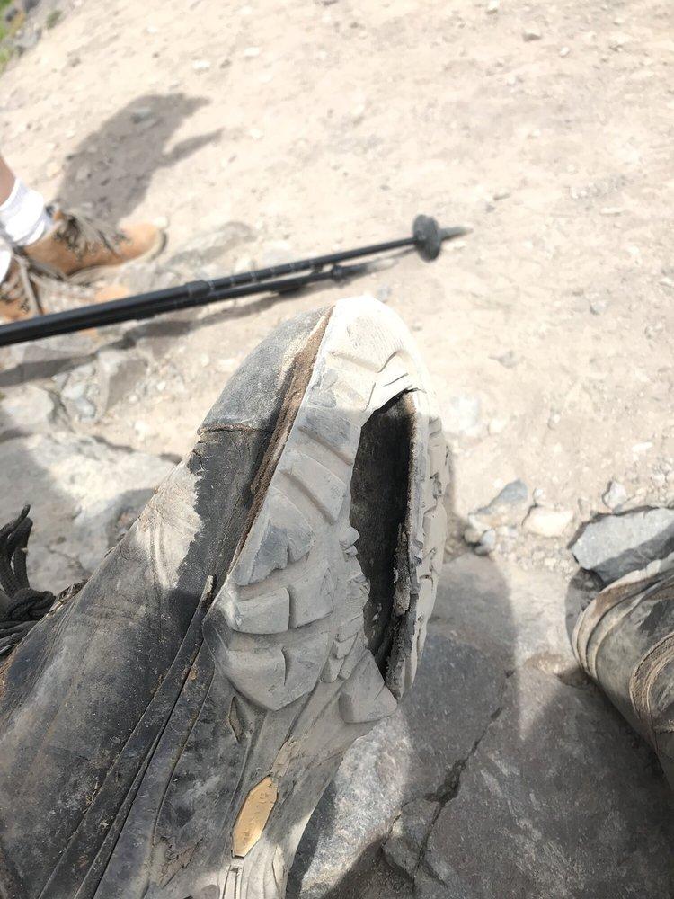Heliotrope Ridge Trailhead: Deming, WA