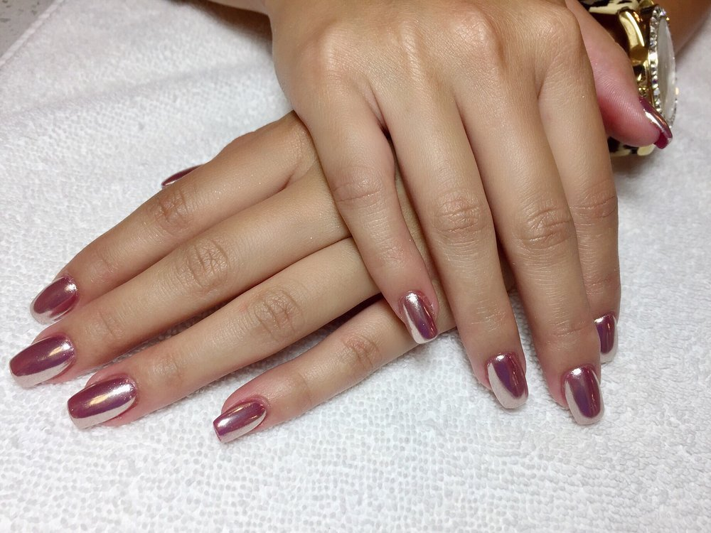 Photo Of Allure Nail Lounge Mission Viejo Ca United States Chrome In