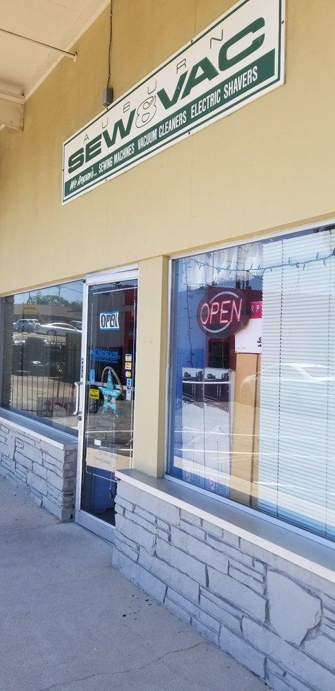 Auburn Sew & Vac: 205 Palm Ave, Auburn, CA