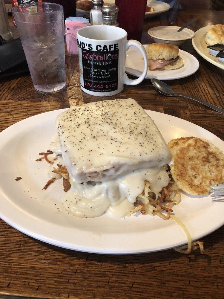 Jo Jo's Cafe: 503 East 12th St, Benton, KY