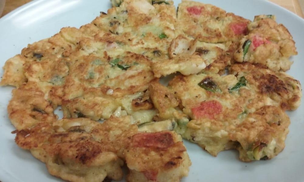 Seafood Pancake Super Yummy Yelp