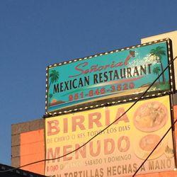 Mexican Restaurants In Banning Ca