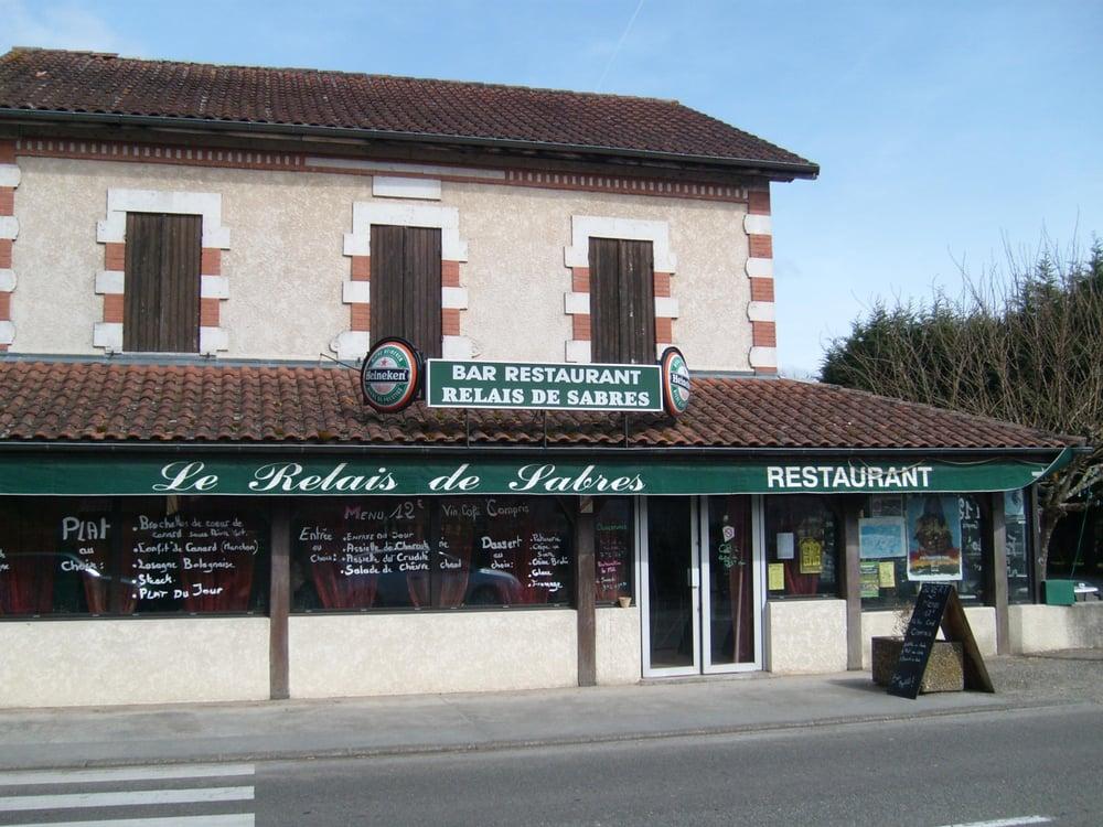 Landes Restauration Services: 54 Route Mont de Marsan, Sabres, 40