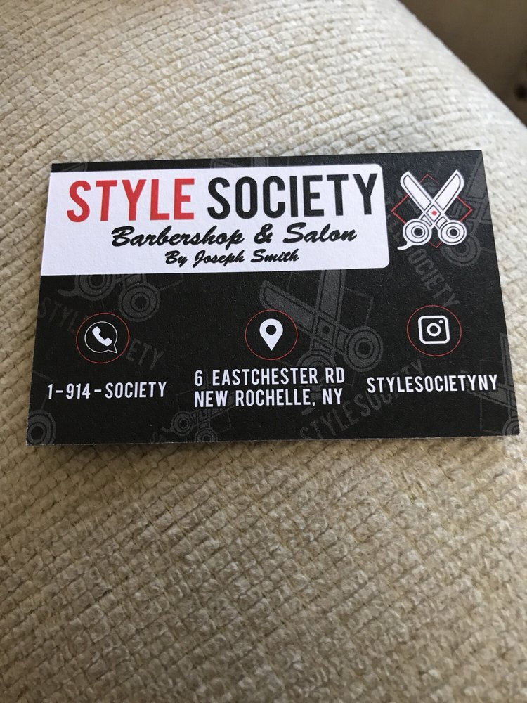 Style Society Barbershop & Salon: 6 Eastchester Rd, New Rochelle, NY