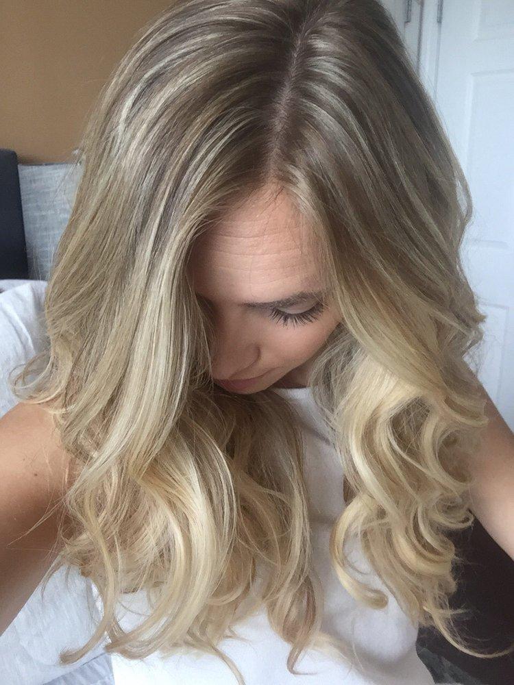 Loving My Freshly Highlighted Hair Thank You Maribel Yelp