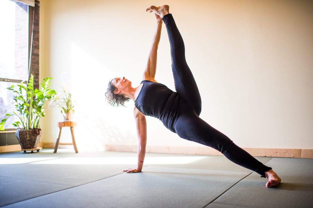 Social Spots from Common Ground Yoga