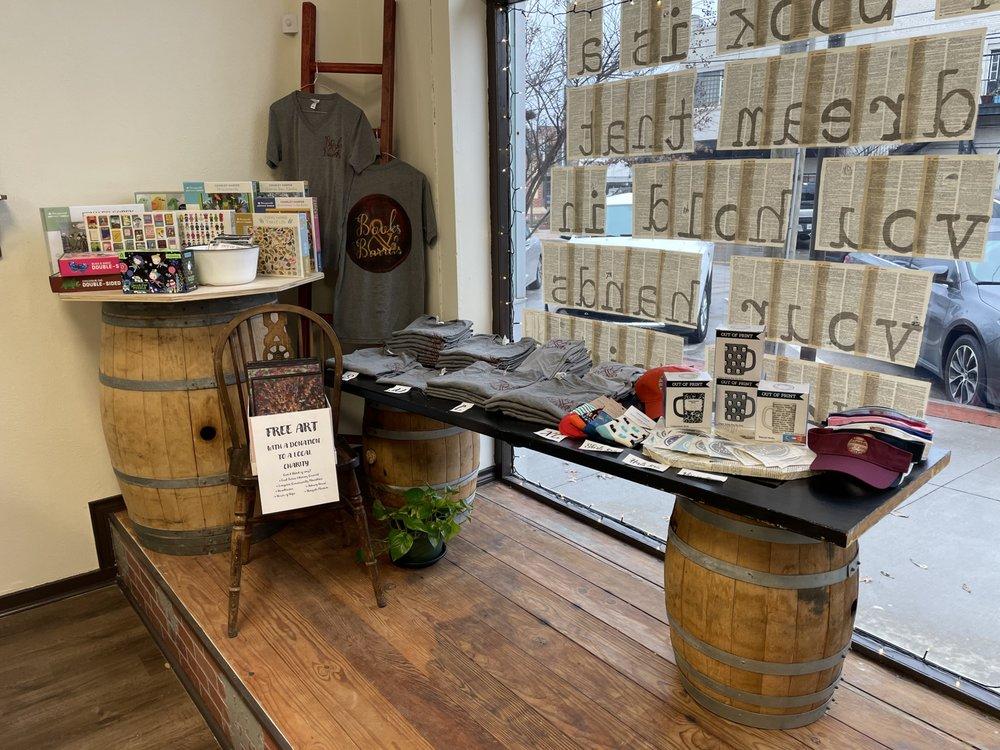 Books & Barrels: 206 N Center St, Longview, TX