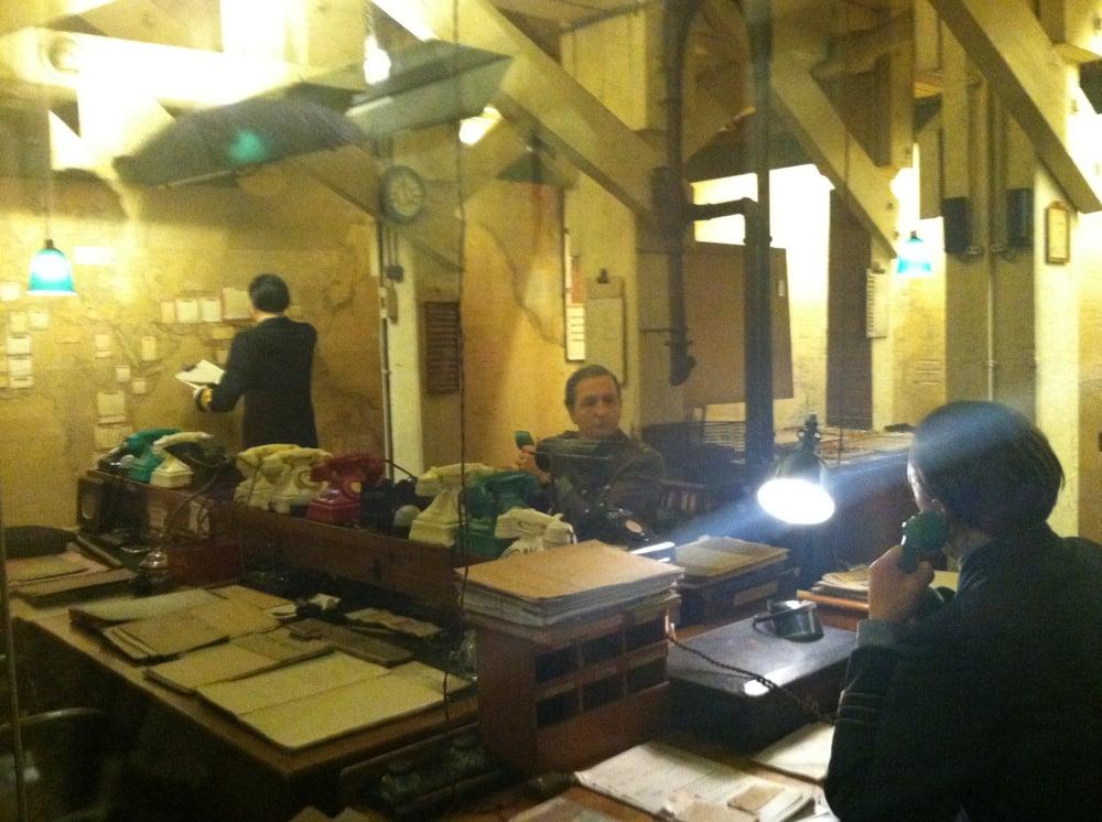 Restaurants Near Churchill War Rooms