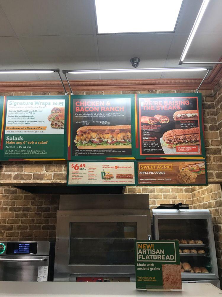 Subway: 15789 Livingston Rd, Accokeek, MD