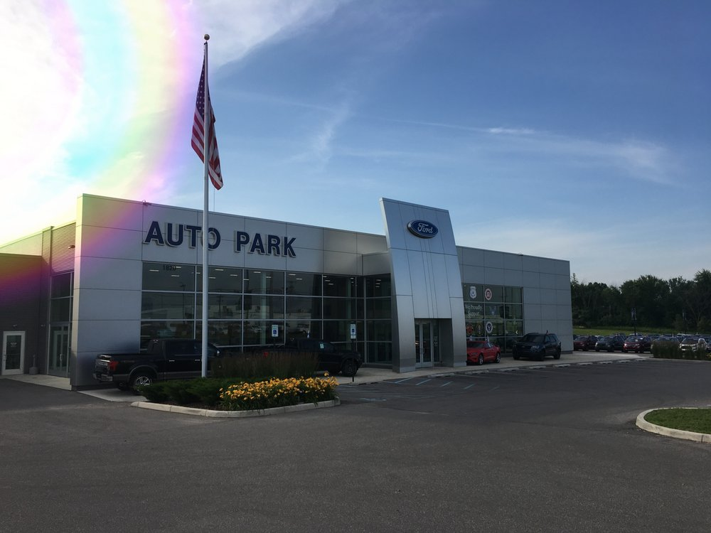 Auto Park Ford Sturgis Mi >> Auto Park Ford Car Dealers 1820 S Centerville Rd