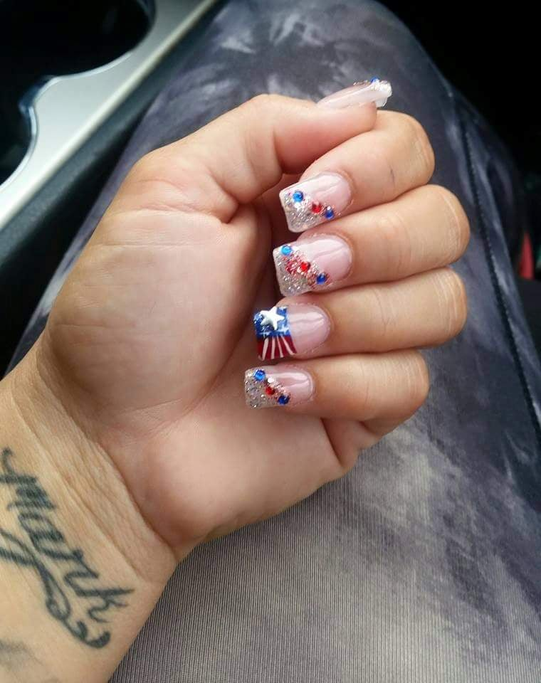 Go To Mindy For Some Cute Nail Designs Very Affordable Yelp